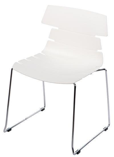 Krzesło Techno SL białe