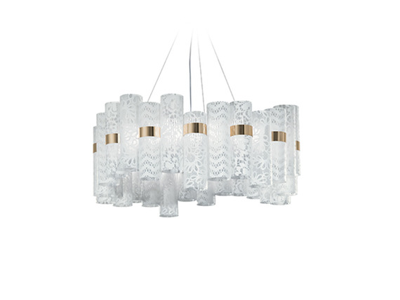Lampa SLAMP La Lollo L Lace