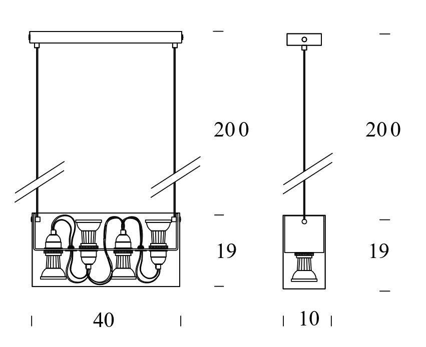 lampa fontana arte duplex 5301 1 red sklep. Black Bedroom Furniture Sets. Home Design Ideas