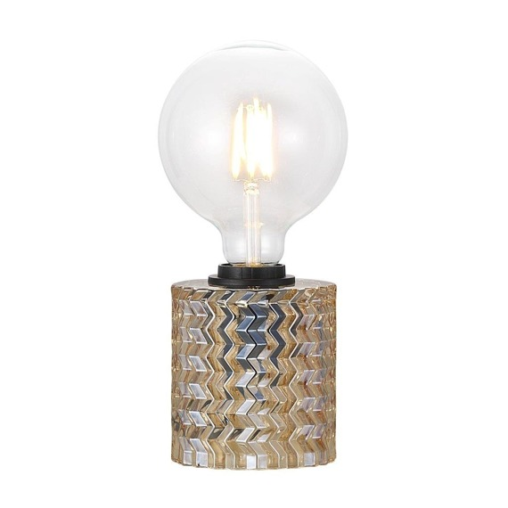 Nordlux Hollywood 46483027 Szklana Lampa stołowa
