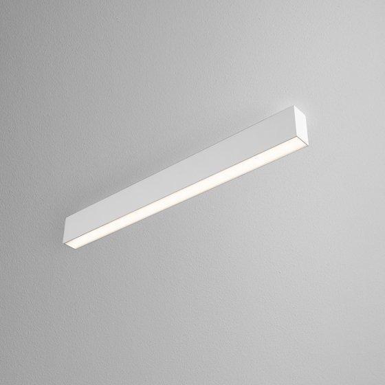 AQForm Rafter 114 cm czarny Oprawa Natynkowa LED