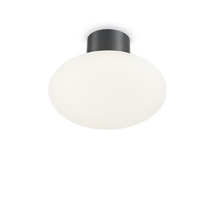 ARMONY PL1 149455 Lampa sufitowa czarny mat Ideal Lux