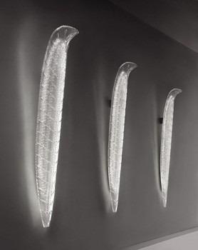 Aloe LP 6/275 złoty Kinkiet Sillux LED