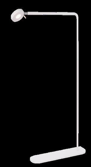 Amplex Saito biała Lampka Salonowa