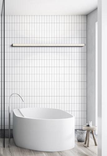 Azzardo Topaz AZ3359 Lampa ścienna LED nad lustro do łazienki
