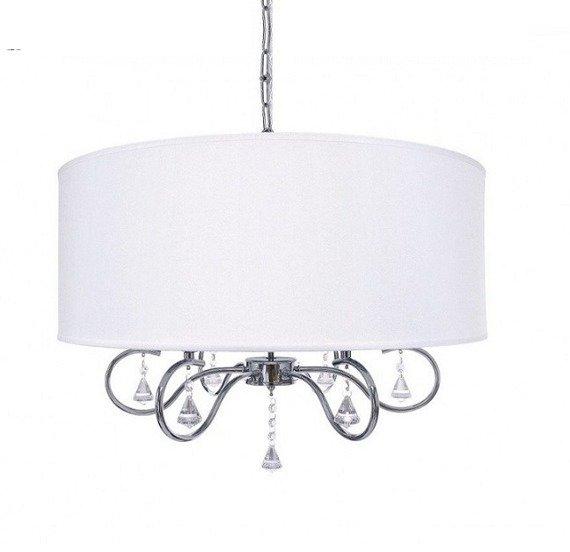 Berella Light Faroso Zwis 6 x E14 40 W