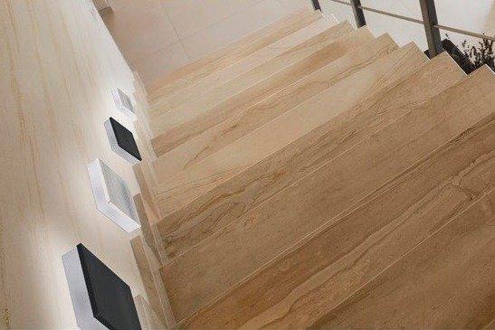 Białe oczko schodowe AZ3373 Azzardo Oz LED