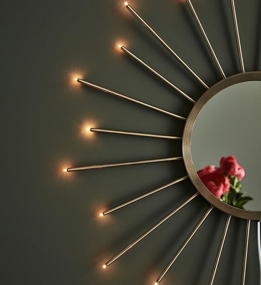 Blossom 107770 Lampa Ścienna Markslojd
