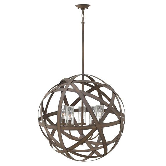 Carson HK/CARSON/5P Elstead Lighting Lampa wisząca zewnętrzna