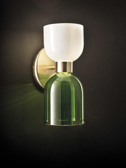Caterina 4026/AP2 Italamp Lampa ścienna