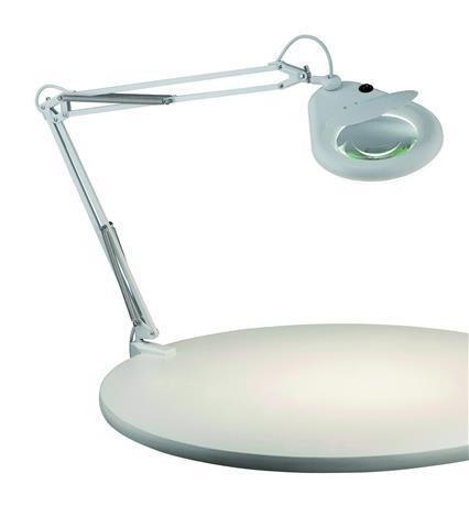 Fagernes 100852 Markslojd Lampa Stolikowa Z Powiększającym Szkłem