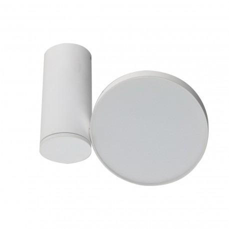 Galena LC1486-12W-WH AZZARDO Plafon biały