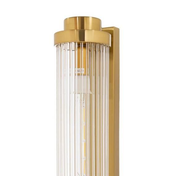 Kinkiet Złoty Berella Light Kona Wall 80 Gold BL5427