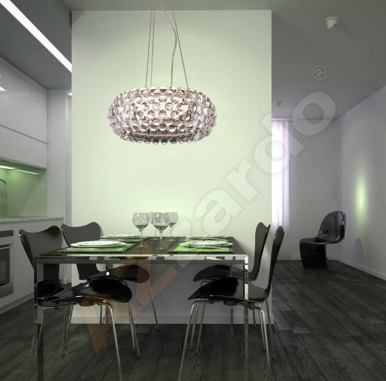 Lampa AZZARDO Acrylio V 026-400