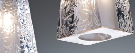 Lampa Fabbian VICKY D69 A99 00