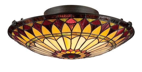Lampa Sufitowa Elstead Lighting West End QZ/WEST END/F