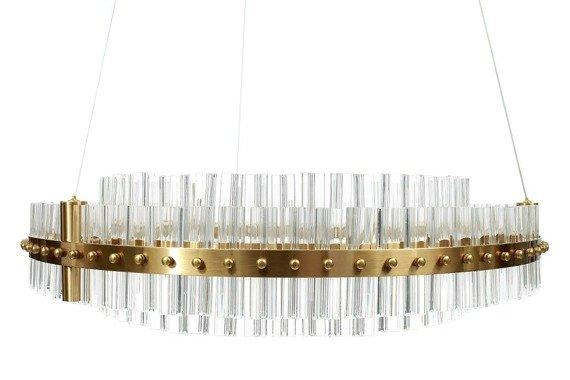 Lampa Wisząca Żyrandol Ledowa Berella Light Puerto 100 cm BL0225