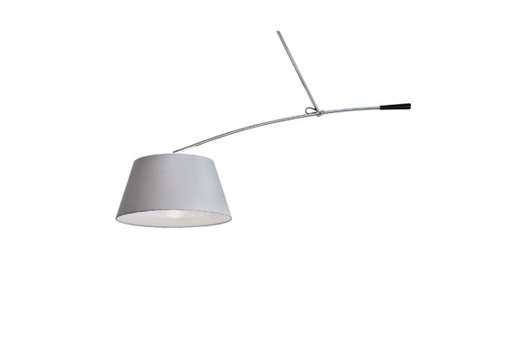 Lampa regulowana AZzardo Barcelona szara