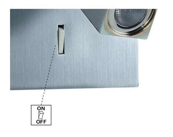Lampa ścienna Spot 616A-L0103A-40 Novolux Exo