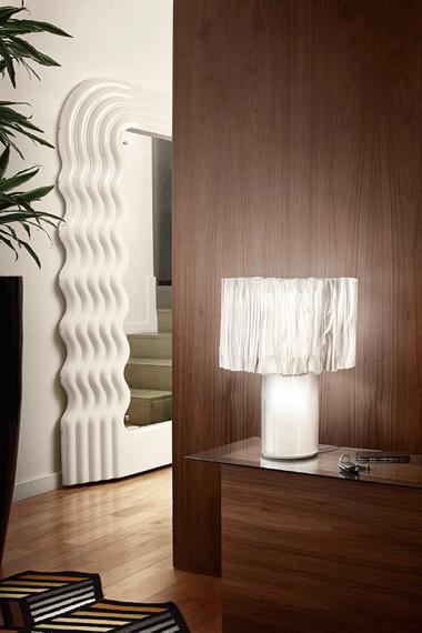 Lampa stołowa nowoczesna LED Slamp Accordèon