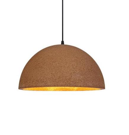 Lampa sufitowa CORK Markslojd 106486 Brązowy