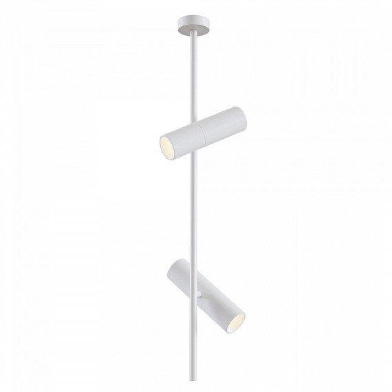 Lampa sufitowa Maytoni Elti C021CL-02W kolor biały styl minimalistyczny