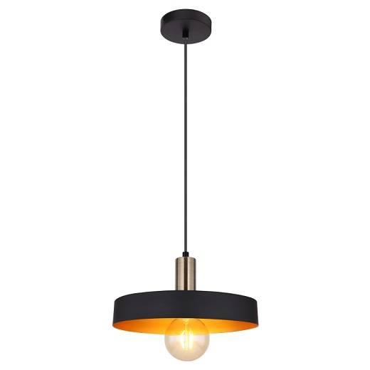 Lampa wisząca w stylu loftowym Globo Lighting Swinni 15375H1