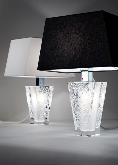 Lampka biurkowa Fabbian VICKY D69 B03 01 biały