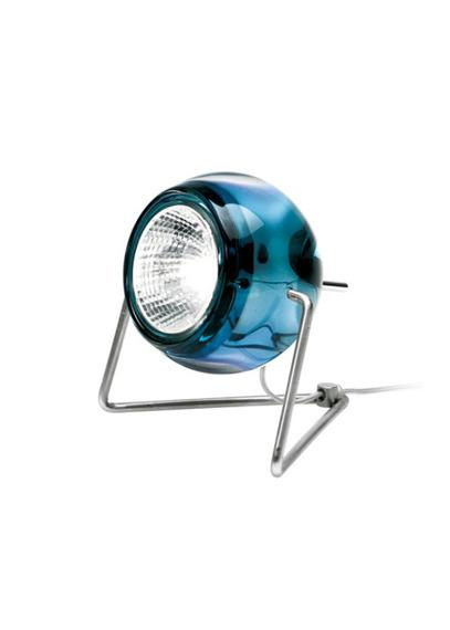 Lampka stojąca Fabbian BELUGA COLOUR D57 B03 31 blue