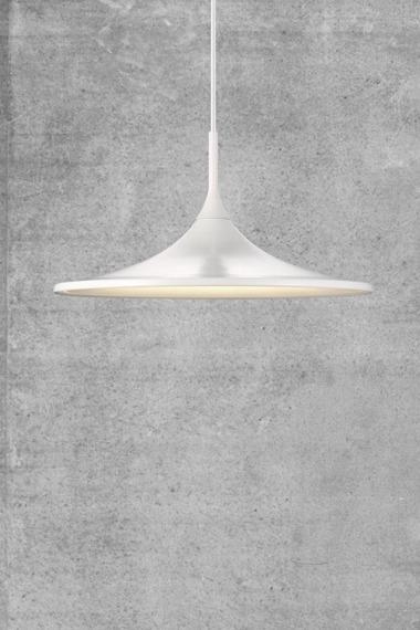 Ledowy Biały Zwis Nordlux Skip 46333001