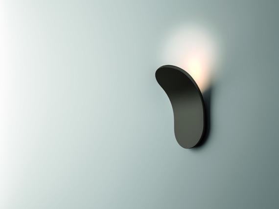 Lik nikiel mat Axo Light AP Lampa ścienna