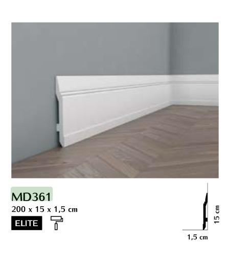 Listwa przypodłogowa Mardom MD361