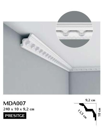 Listwa przysufitowa ozdobna Mardom MDA007
