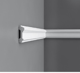 Listwa ścienna Orac Decor P9010 Flex listwa gięta