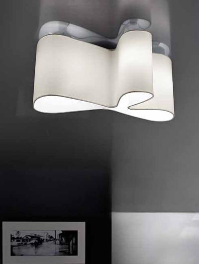 MUGELLO LS 1051/60P biały Plafon Lampade Italiane