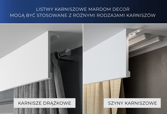 Mardom Decor QL086 Listwa karniszowa