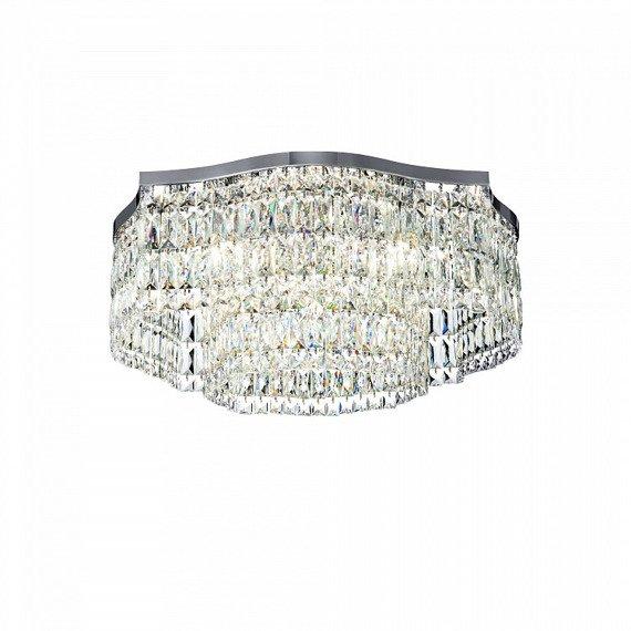 Maytoni Dune DIA005CL-10CH Lampa Sufitowa Duża