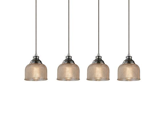 Mora DEL-8150-4PL Azzardo Lampa wisząca