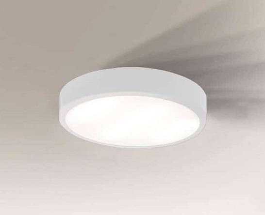 Nomi 1148 Shilo Biały Lampa sufitowa