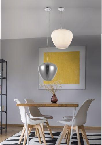 Nowoczesna Lampa ze szklanym kloszem Azzardo Baloro AZ3177