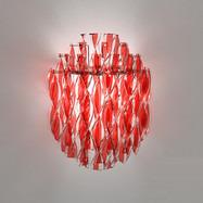 Oprawa Ścienna Aura AP Axo Light Czerwony