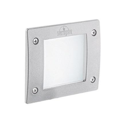 Oświetlenie do podbitki Ideal Lux LETI Square FL1 Biała