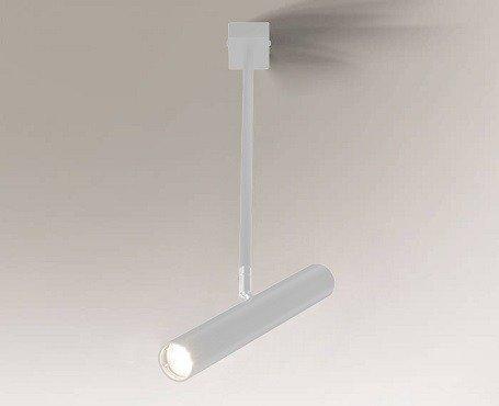 Reflektor Biały Shilo Yabu 2241 GU10