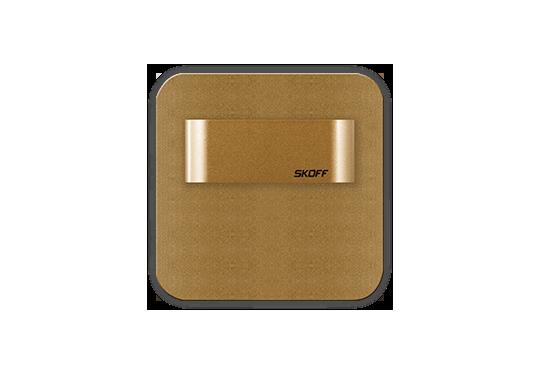 Skoff Salsa short IP66 3800K Oprawa schodowa