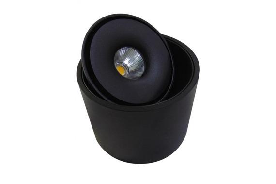 Spot Azzardo Boston AZ3468 Czarny LED