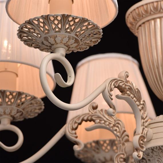 Stylowa Lampa wisząca MW-Light Classic 450014106