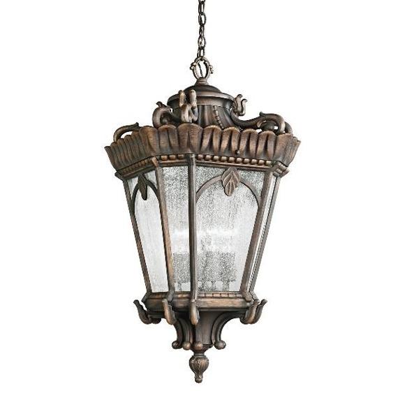 Tournai KL/TOURNAI8/M Lampa wisząca Elstead Lighting