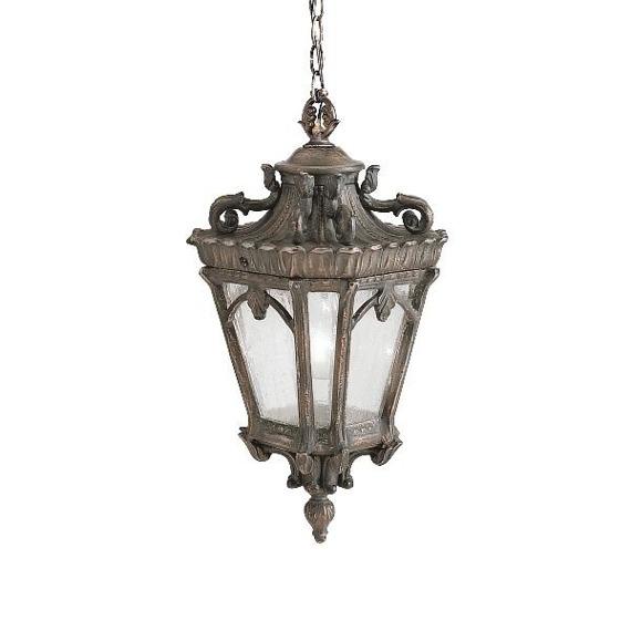 Tournai KL/TOURNAI8/XL Lampa wisząca Elstead Lighting