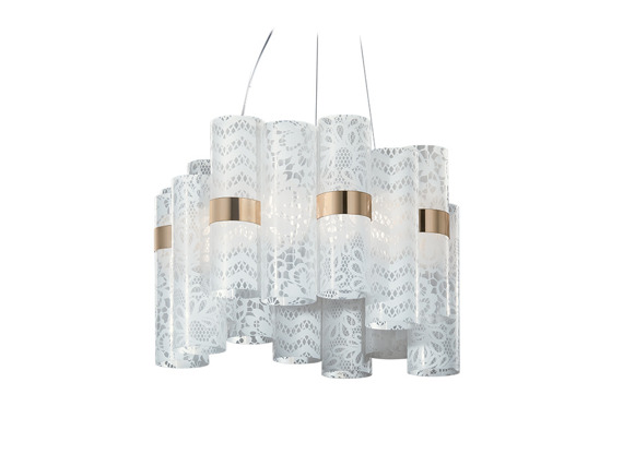Żyrandol LED Slamp La Lollo Medium Lace