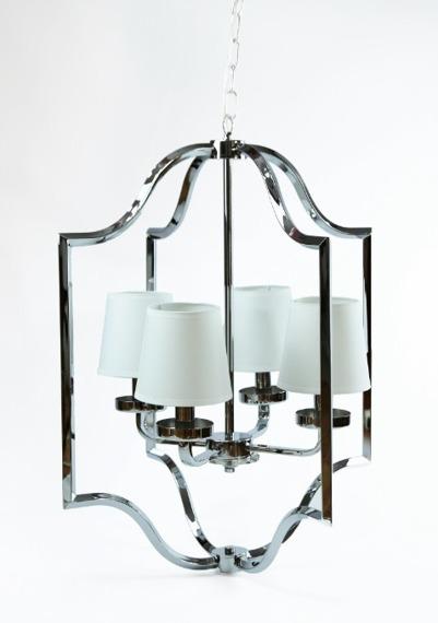 Żyrandol nowojorski Berella Light Sena 4